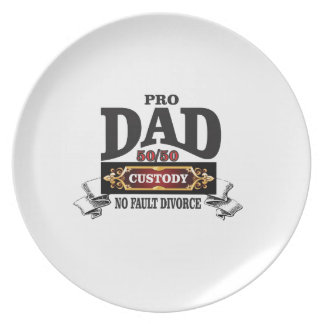 pro dad in custody courts plate