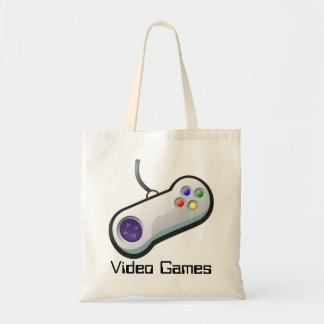 Pro Gamer, Video Game Controller Tote Bag
