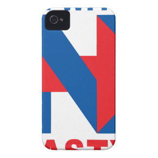 """Pro Hillary Clinton """"I'm with Nasty"""" iPhone 4 Covers"""