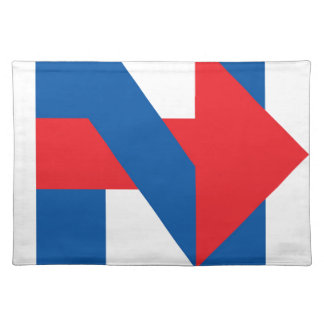 "Pro Hillary Clinton ""I'm with Nasty"" Placemat"