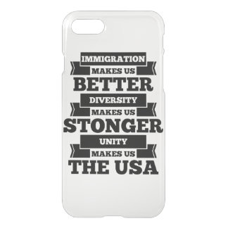 Pro immigration America iPhone 8/7 Case