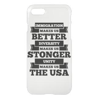 Pro immigration America iPhone 8/7 Case