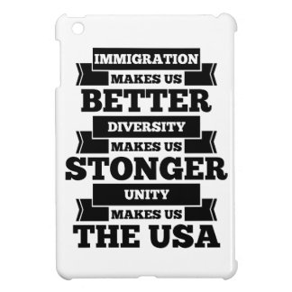 Pro immigration case for the iPad mini