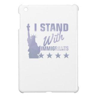 Pro immigration statue of liberty shirt iPad mini case