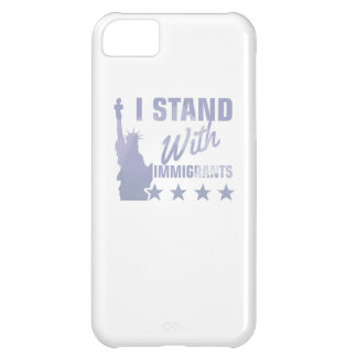 Pro immigration statue of liberty shirt iPhone 5C case