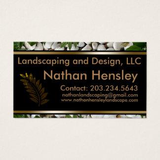 Pro Landscapes Design Business Card