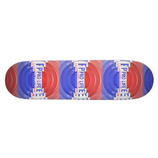 Pro Life 18.1 Cm Old School Skateboard Deck
