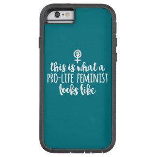 Pro-Life Feminist iPhone 6 phone case