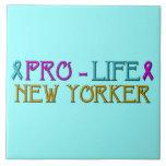 Pro-Life New Yorker