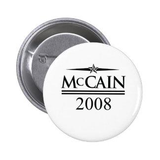 PRO-MCCAIN 2008 PINS