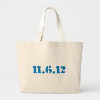 Pro-Obama - 11.6.12 Bag