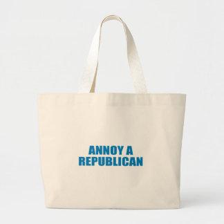 Pro-Obama - ANNOY A REPUBLICAN Bag