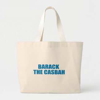 Pro-Obama - BARACK THE CASBAH Canvas Bags