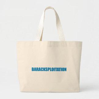Pro-Obama - BARACKSPLOITATION Bag