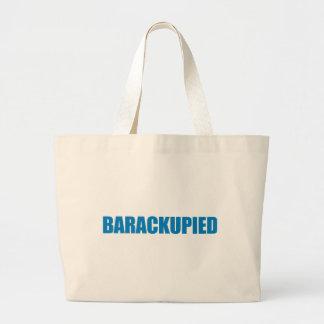 Pro-Obama - BARACKUPIED Canvas Bags