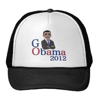 Pro Obama Mesh Hat