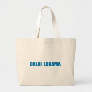 Pro-Obama - DALAI LOBAMA Bags