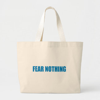 Pro-Obama - FEAR NOTHING Canvas Bags