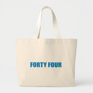 Pro-Obama - FORTY FOUR Tote Bags