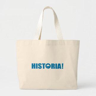 Pro-Obama - HISTORIA Canvas Bag
