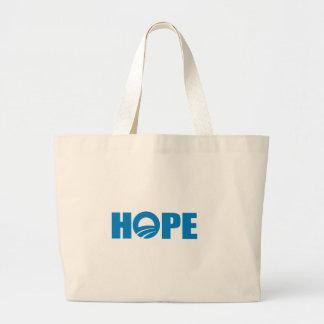 Pro-Obama - HOPE Tote Bags