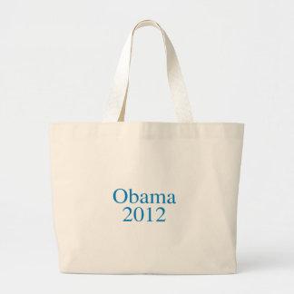 Pro-Obama - OBAMA 2012 - Tote Bag