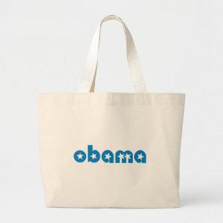 Pro-Obama - OBAMA STAR Tote Bag