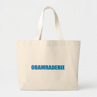 Pro-Obama - OBAMRADERIE Tote Bag