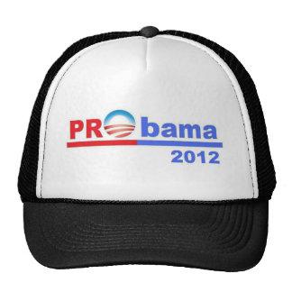 Pro-Obama Probama Mesh Hat