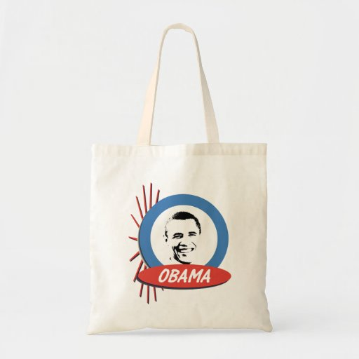 Pro-Obama Retro Gifts Bags