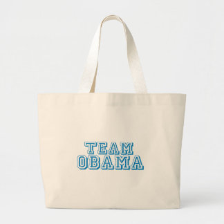 Pro-Obama - TEAM OBAMA Canvas Bag