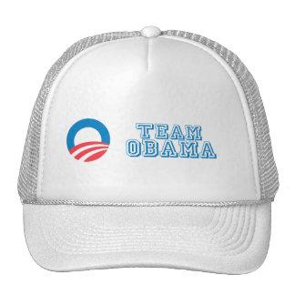 Pro-Obama - TEAM OBAMA Trucker Hat