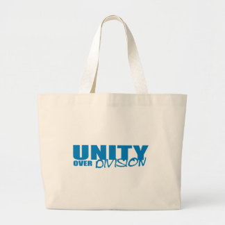 Pro-Obama - UNITY OVER DIVISION Bags