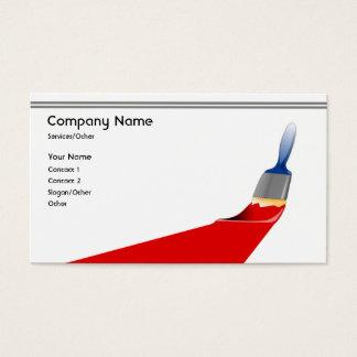 Pro Painter Business Card