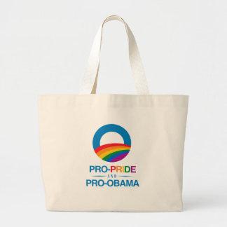 Pro-Pride and Pro-Obama Bag