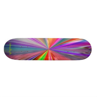PRO SHREDDER - SKATEBOARD - PSYCHEDELIC DECK