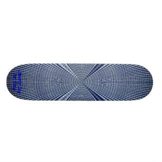 PRO SKATEBOARDS - BY LIBERTY DOG PRO - BLUE TUNNEL
