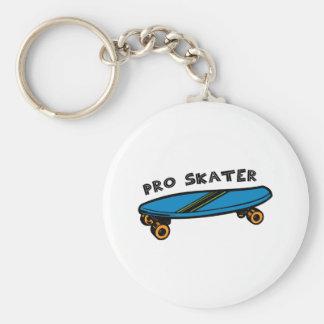Pro Skater Key Ring
