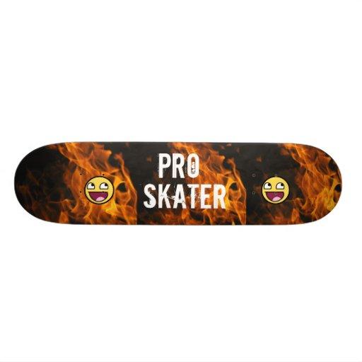 Pro Skater Skate Board