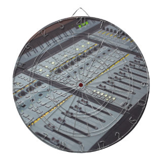 Pro Studio Music Studio Console Music Audio Studio Dartboard