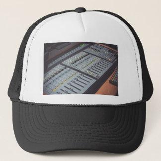 Pro Studio Music Studio Console Music Audio Studio Trucker Hat