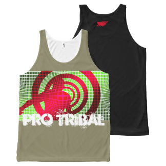 Pro Tribal Men's Running Sleeveless Shirt