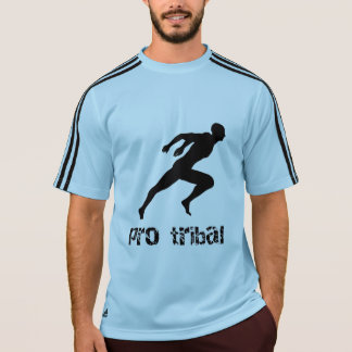 Pro Tribal Running Men's Adidas ClimaLite® T-Shirt