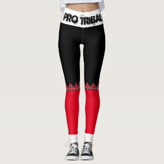 Pro Tribal Running Tights