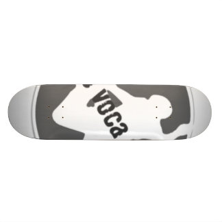 Pro Voca Design Methodology 20.6 Cm Skateboard Deck