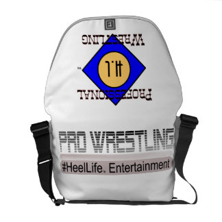 Pro Wrestling Professionals Bag Courier Bags