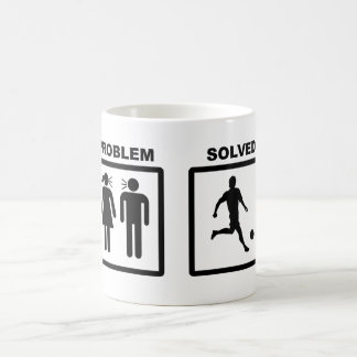Problem Solved Coffee Mug