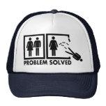 Problem solved - Man Hat