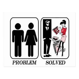 Problem solved ska 2 postcard