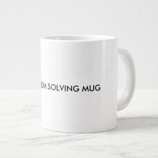 Problem solving mug